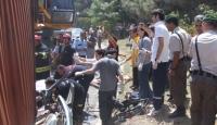 Kocaeli'de İnanılmaz Kaza