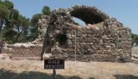 14.Yüzyıldan Kalma Mescit Bulundu
