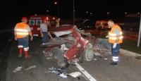 Aynı Yerde, Aynı Gece İki Kaza: 6 Ölü