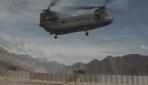 Afganistanda Helikopter Düştü