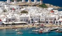 Yunan adalarına Türk turist akını