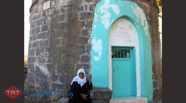 Hz. Alinin Kardeşinin Kabri Diyarbakırda