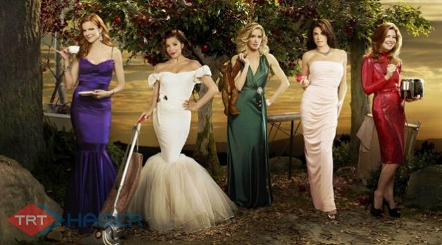 Desperate Housewives Sona Eriyor