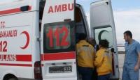 Kardemir'de Gaz Kazası