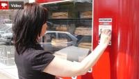 Fransa'da Ekmekler Otomattan Alınıyor