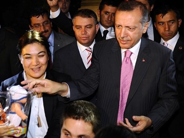 Erdoğan İftarı Gecekonduda Yaptı