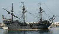 Karayip Korsanının Gemisi Bulundu