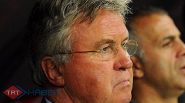 Hiddink: Zorlandığımız Dakikalar Oldu