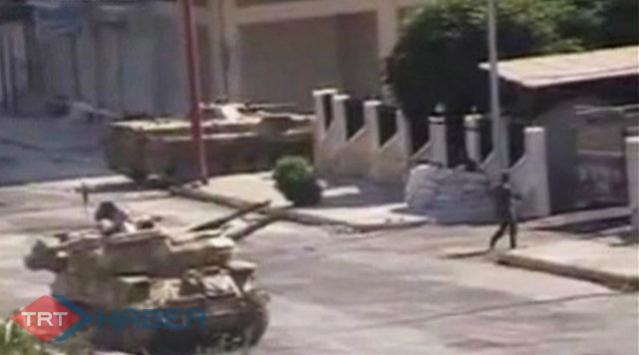 Suriyede Güvenlik Güçleri 6 Köylüyü Öldürdü