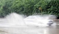 Bursa'da Yağmur Serinletti