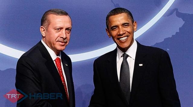 Gözler Erdogan-Obama Görüşmesinde