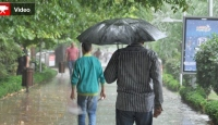 Başkent Yağmura Teslim