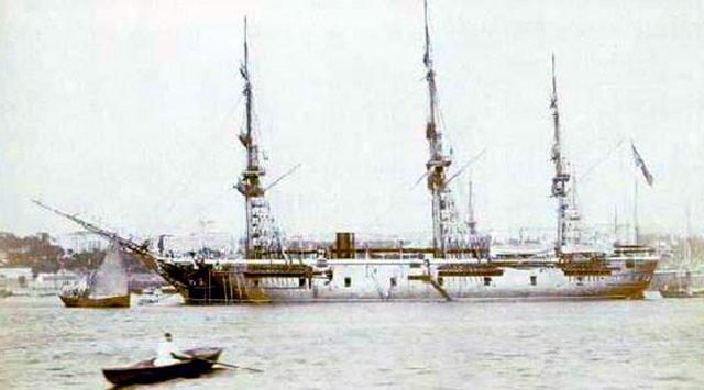 Osmanlının Titaniki Ertuğrul Fırkateyni