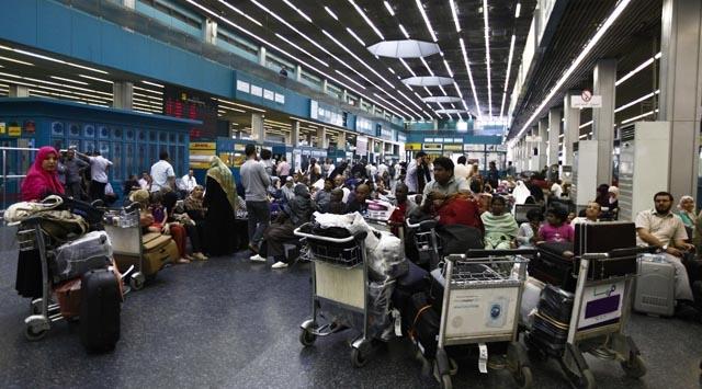 Libyada Havaalanı Grevinde Mutlu Son