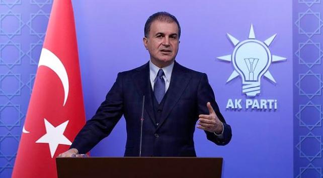 AK Parti Sözcüsü Çelik: Rejim çekilinceye kadar gereken yapılacak