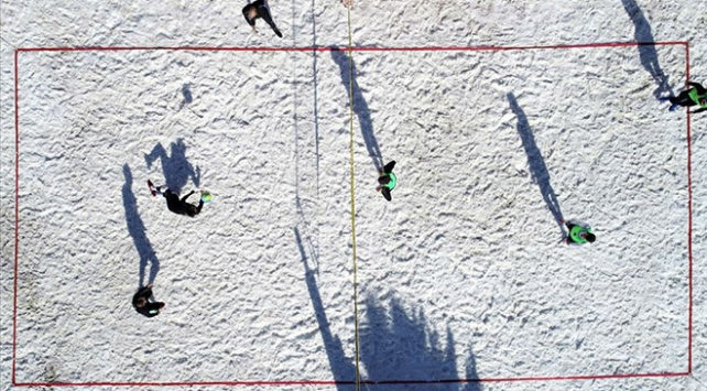 Erciyes Kar Voleybolu Dünya Turuna ev sahipliği yapacak