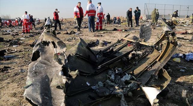 Ukraynadan İrana baskı: Düşürülen uçağın emrini kimin verdiğini bilmek istiyoruz
