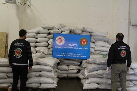 """Ticaret Bakanı Pekcan """"rekor"""" uyuşturucu yakalamasını açıkladı"""