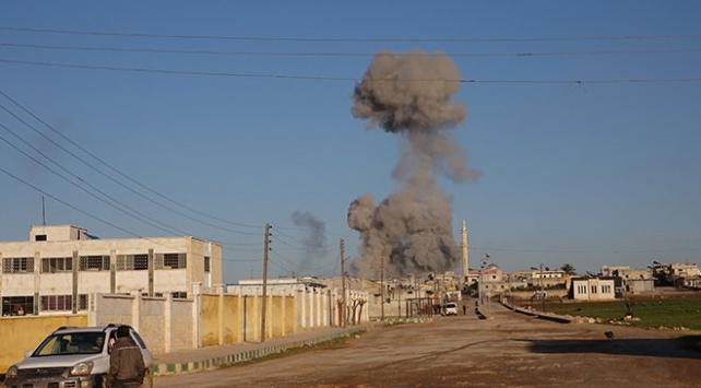 İdlibe yönelik hava saldırılarında 13 sivil hayatını kaybetti