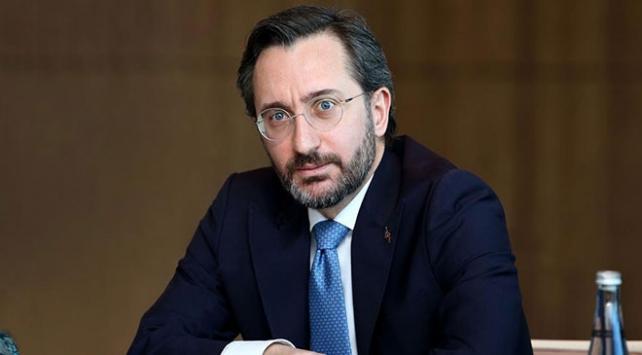 İletişim Başkanı Altun: Cumhurbaşkanımız direnmeseydi FETÖ Türkiyeyi topyekun işgal edecekti