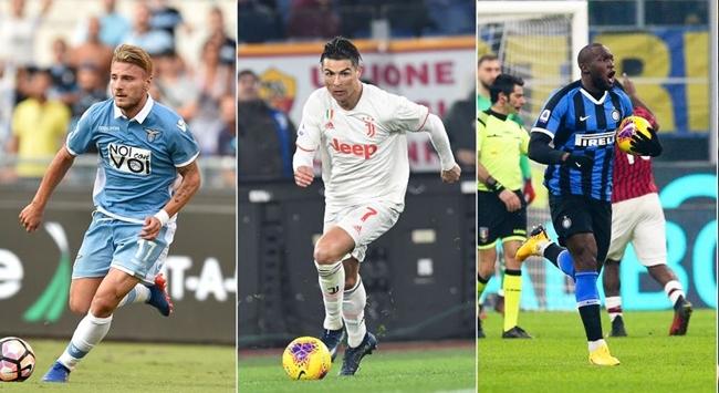 İtalyada gol krallığı yarışı şampiyonluk mücadelesini aratmıyor