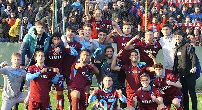 Trabzonspor alt yapıda göz dolduruyor
