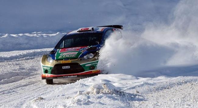 Ralli sezonu Sarıkamışta karlar üzerinde açılıyor