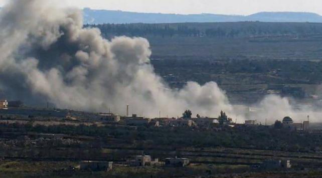 İdlibde 51 rejim unsuru daha etkisiz hale getirildi
