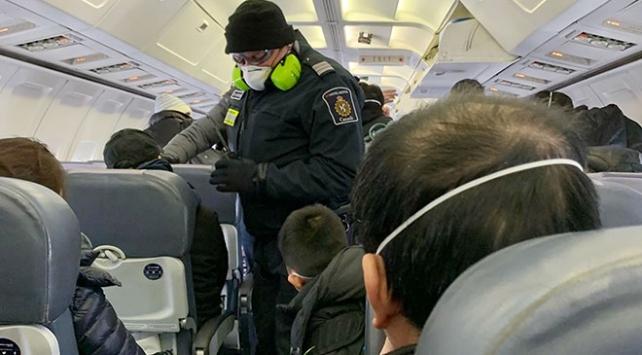 Kanada salgın nedeniyle Çindeki 188 vatandaşını daha tahliye etti