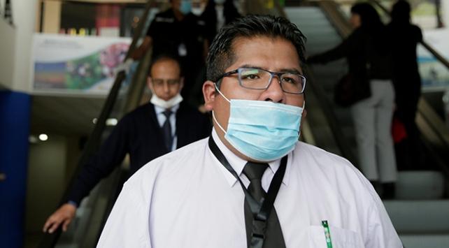 Singapurda bankada Koronavirüs paniği