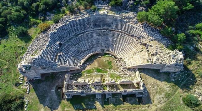 Patara Antik Kenti nerede? 2020 yılı Patara Yılı ilan edildi…