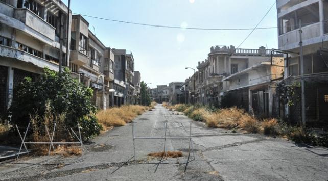 Hayalet şehir için tarihi adım
