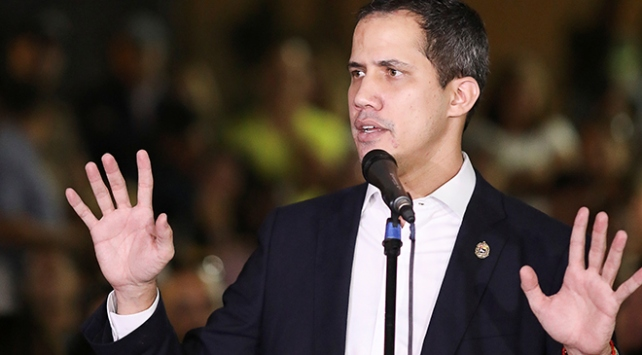İspanya Juan Guaido için ifadesini değiştirdi: Muhalif lider