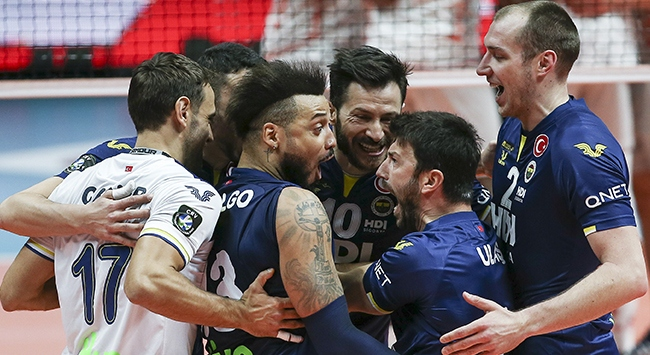 Fenerbahçe HDI Sigorta Jihostroja konuk olacak