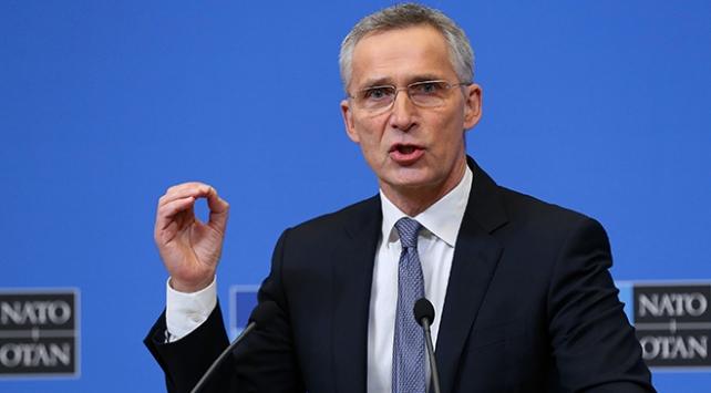 """NATOdan Esed rejimine """"saldırıları durdur"""" çağrısı"""