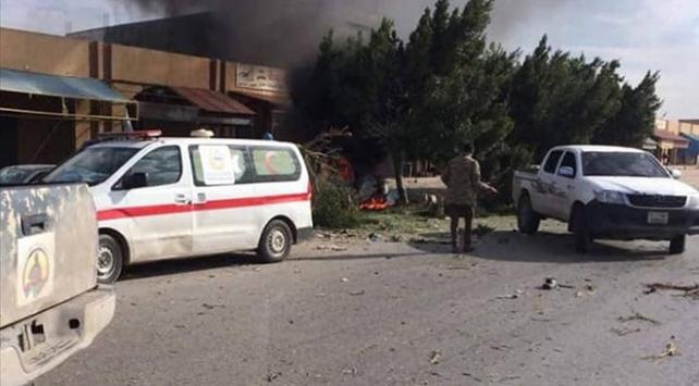 Libyada darbeci Hafter yine sivilleri hedef aldı: 1 ölü, 9 yaralı