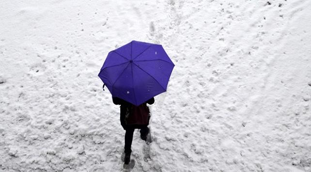 Meteorolojiden deprem bölgesine kuvvetli kar uyarısı