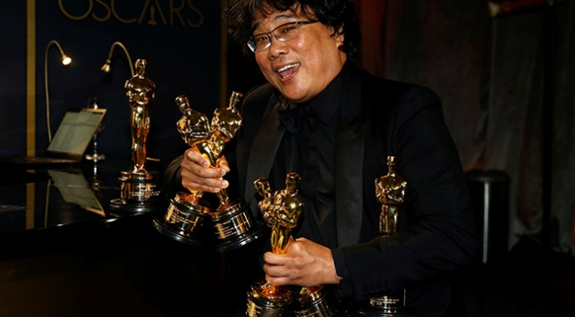 Oscarın yıldızı Güney Kore sinema endüstrisi