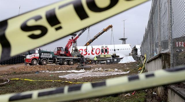 Pistten çıkan uçak soruşturmasında kaptan pilotun ifadesi alındı