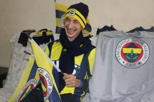 Adanada engelli çocuğun Fenerbahçe hayali gerçekleşecek