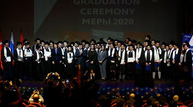 Türk nükleer enerji uzmanları mezun oldu