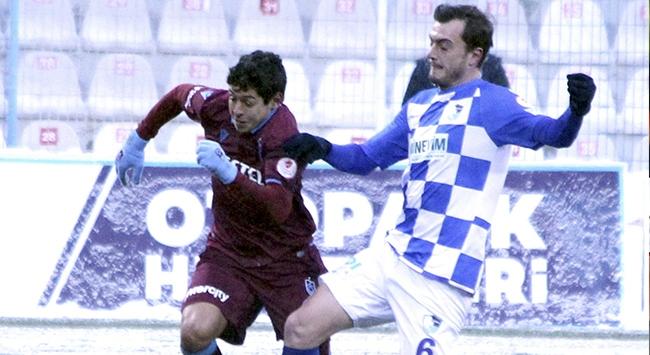 Trabzonsporda 10 değişiklik