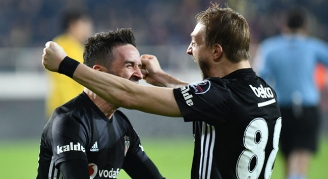 Beşiktaşı tecrübeliler taşıyor
