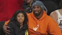 Kobe ve kızı son yolculuğuna uğurlandı