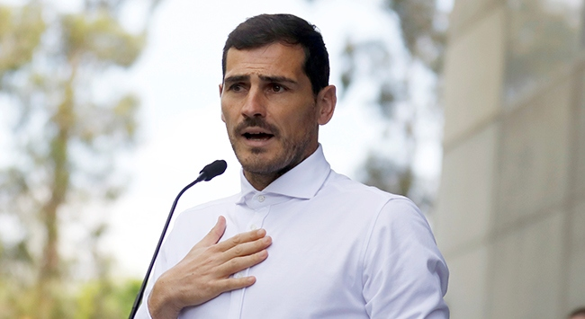 Casillasın gözü federasyon başkanlığında