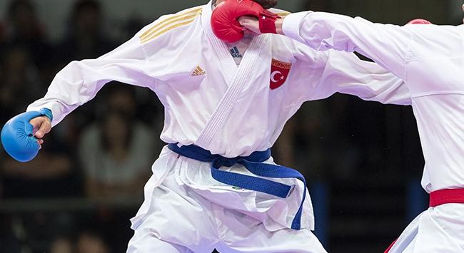 Milli karateciler Dubaide tatamiye çıkacak