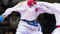 Milli karateciler Dubai'de tatamiye çıkacak