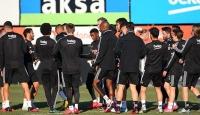 Beşiktaş Medipol Başakşehir maçına hazır