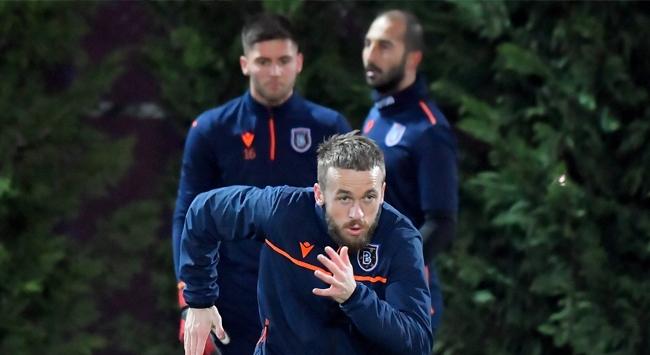 Medipol Başakşehir Beşiktaş maçına hazır