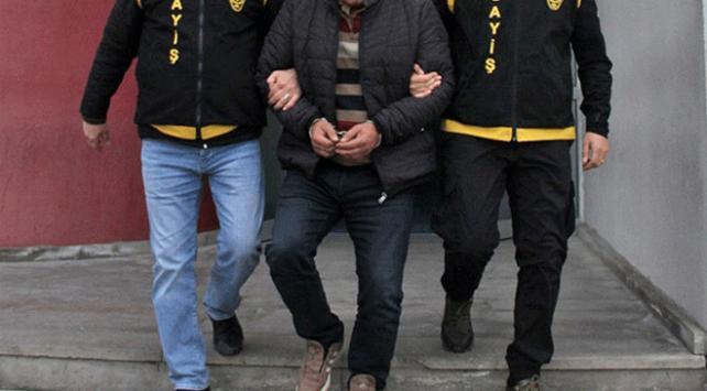 Adanada 55 yıl hapis cezasıyla aranan hükümlü kahvehanede yakalandı
